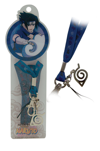 Naruto Sasuke Cell Phone Strap, an officially licensed product in our Naruto Costumes & Accessories department.
