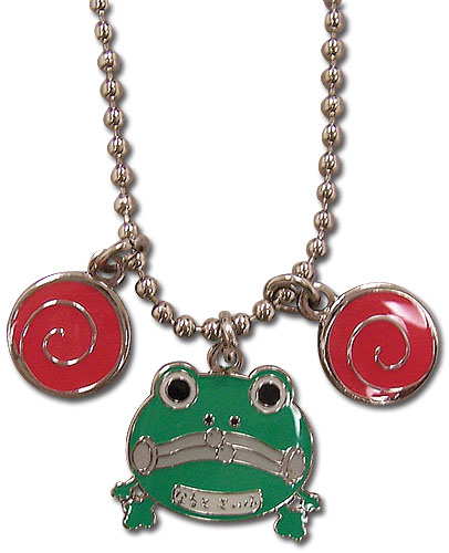 Naruto Frog Wallet Necklace, an officially licensed product in our Naruto Wallet & Coin Purse department.