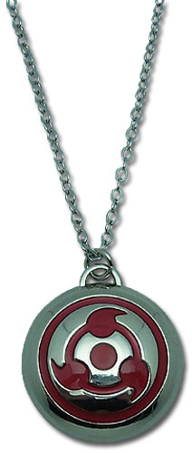 Naruto Sharingan Necklace, an officially licensed product in our Naruto Jewelry department.