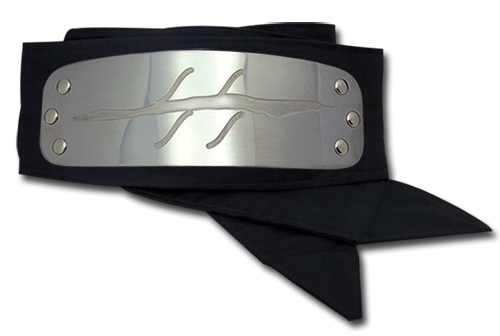 Naruto Anti Mist Village Headband, an officially licensed product in our Naruto Headband department.