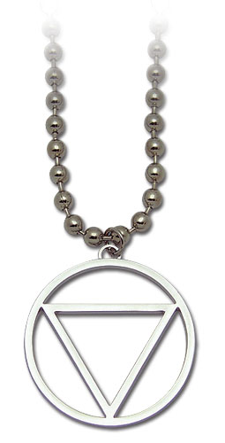 Naruto Shippuden Hidan's Jashin Necklace, an officially licensed product in our Naruto Shippuden Jewelry department.