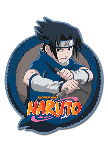Naruto Sasuke Mouse Pad, an officially licensed product in our Naruto Costumes & Accessories department.
