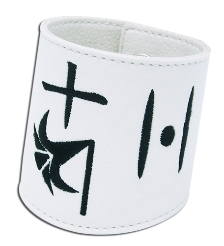 Bleach Group Ten Leather Wristband, an officially licensed Bleach Wristband