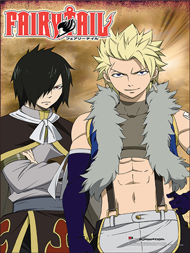 Fairy Tail - Dragon Slayer Twins Paper Poster, an officially licensed product in our Fairy Tail Posters department.