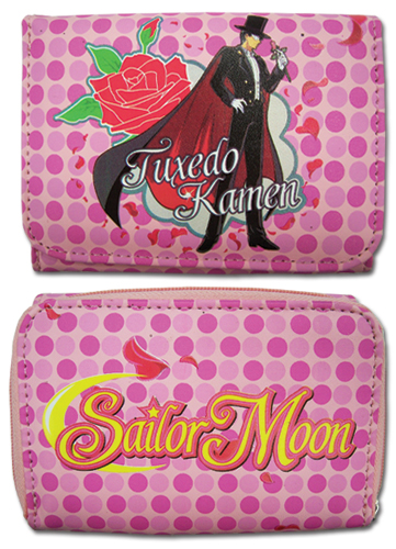 Sailormoon Tuxedo Wallet, an officially licensed product in our Sailor Moon Wallet & Coin Purse department.