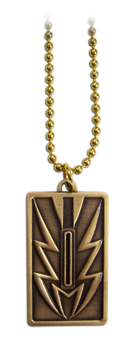 Bleach Zabimaru Guard Necklace, an officially licensed product in our Bleach Jewelry department.