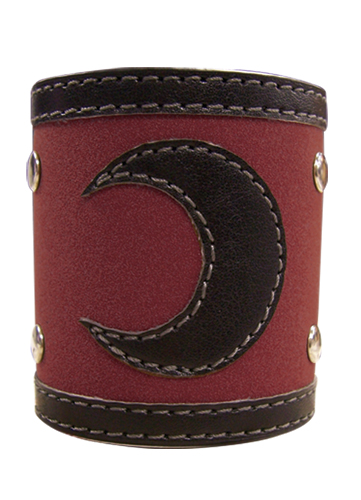 Tsubasa Kurogane Leather Wristband, an officially licensed product in our Tsubasa Wristbands department.
