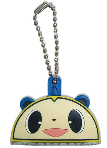 Persona 4 - Kuma Pvc Keycap, an officially licensed product in our Persona Key Chains department.
