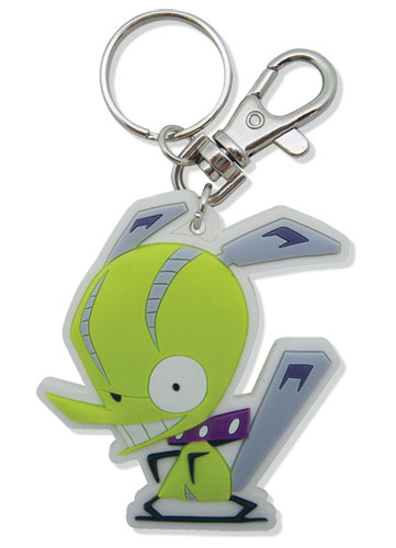 Panty & Stocking Chuck Pvc Keychain officially licensed Panty & Stocking Key Chains product at B.A. Toys.