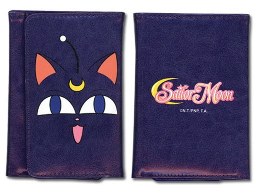 Sailor Moon - Luna P Girlwallet, an officially licensed product in our Sailor Moon Wallet & Coin Purse department.