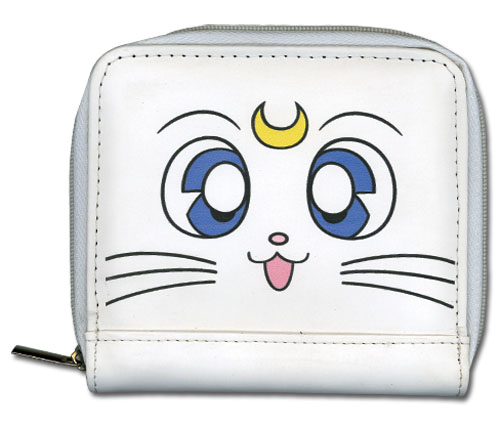 Sailor Moon - Artemis Wallet, an officially licensed product in our Sailor Moon Wallet & Coin Purse department.
