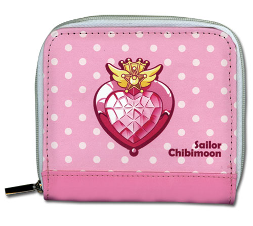 Sailor Moon - Sailor Chibimoon Compact Girl Wallet, an officially licensed product in our Sailor Moon Wallet & Coin Purse department.