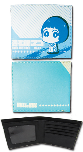 Kill La Kill - Mako Sd Wallet, an officially licensed product in our Kill La Kill Wallet & Coin Purse department.