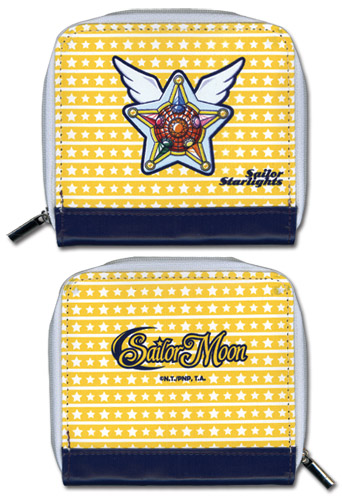 Sailor Moon - Sailor Star Yell Wallet, an officially licensed product in our Sailor Moon Wallet & Coin Purse department.