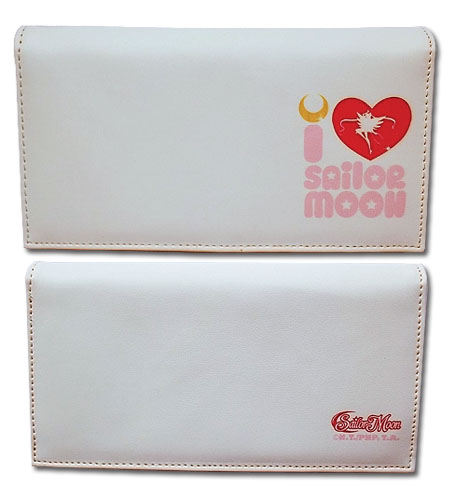 Sailor Moon - I Love Sailor Moon Wallet, an officially licensed product in our Sailor Moon Wallet & Coin Purse department.