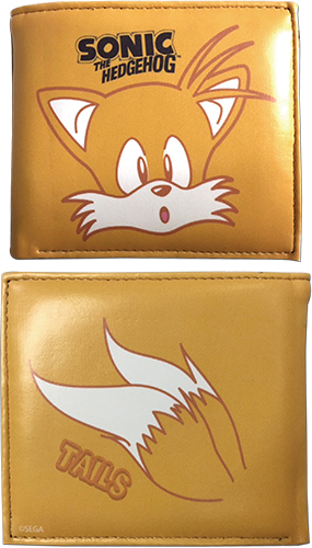 Sonic The Hedgehog - Tail Wallet, an officially licensed product in our Sonic Wallet & Coin Purse department.