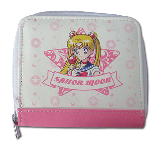 Sailor Moon - Sailor Moon Flower Wallet, an officially licensed product in our Sailor Moon Wallet & Coin Purse department.