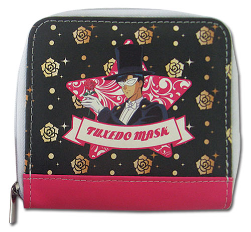 Sailor Moon - Tuxedo Kamen Wallet, an officially licensed product in our Sailor Moon Wallet & Coin Purse department.