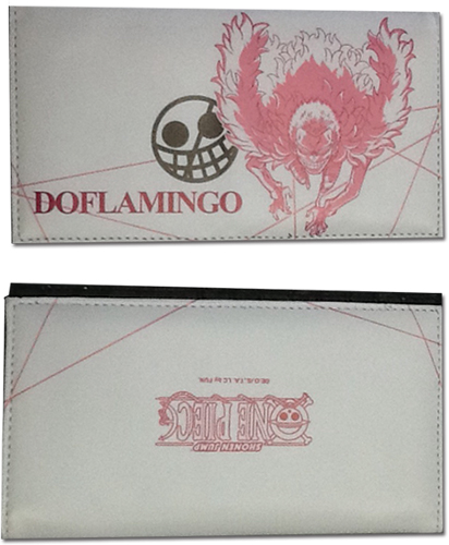 One Piece - Doflamingo Wallet, an officially licensed product in our One Piece Wallet & Coin Purse department.
