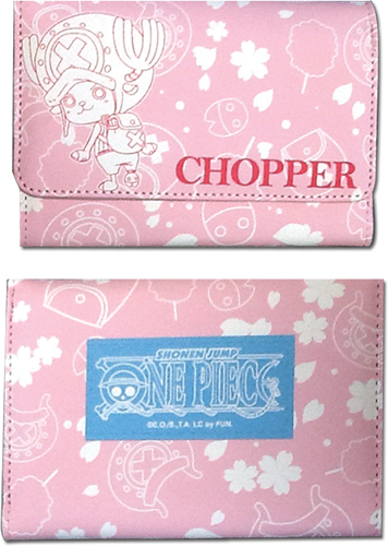 One Piece - Chopper Girl Wallet, an officially licensed product in our One Piece Wallet & Coin Purse department.
