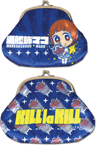 Kill La Kill - Mako & Guts Purse, an officially licensed product in our Kill La Kill Wallet & Coin Purse department.