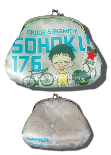 Yowamushi Pedal - Onoda Sd Purse, an officially licensed product in our Yowamushi Pedal Wallet & Coin Purse department.