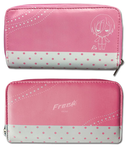 Free! - Rin Sd Wallet, an officially licensed product in our Free! Wallet & Coin Purse department.