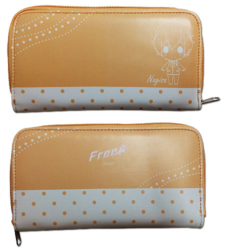 Free! - Nagisa Sd Wallet, an officially licensed product in our Free! Wallet & Coin Purse department.