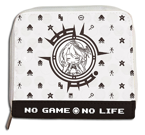 No Game No Life - Jibril Wallet, an officially licensed product in our No Game No Life Wallet & Coin Purse department.