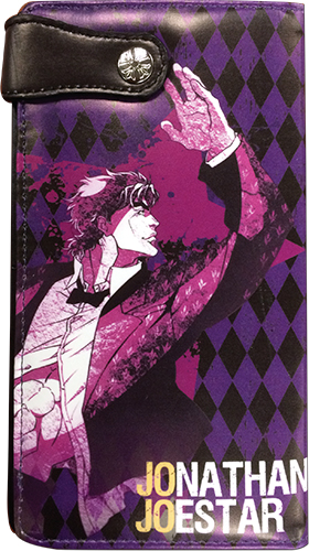 Jojo - Jonathan Brown Wallet, an officially licensed product in our Jojo'S Bizarre Adventure Wallet & Coin Purse department.
