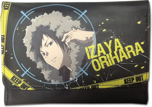 Durarara!!X2 - Izaya Girl Wallet, an officially licensed product in our Durarara!! Wallet & Coin Purse department.