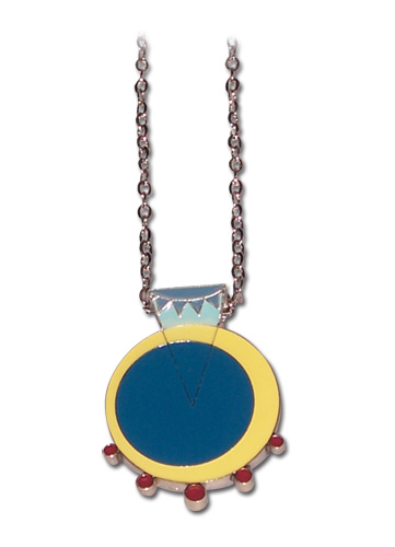 Moon Phase Hazuki Necklace, an officially licensed product in our Moon Phase Jewelry department.