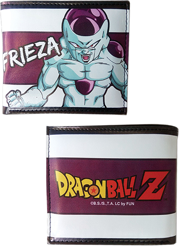 Dragon Ball Z - Frieza Wallet, an officially licensed product in our Dragon Ball Z Wallet & Coin Purse department.