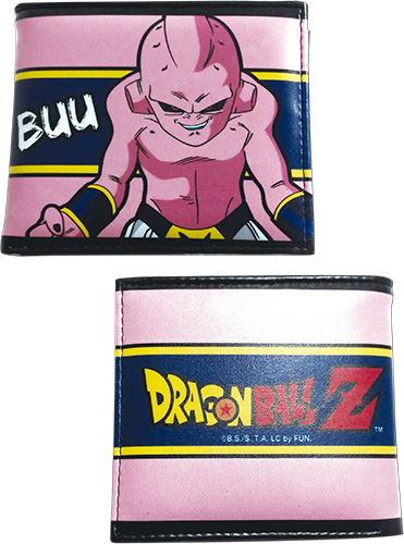 Dragon Ball Z - Buu Wallet, an officially licensed product in our Dragon Ball Z Wallet & Coin Purse department.