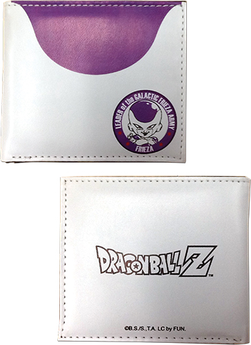 Dragon Ball Z - Frieza Boy Wallet, an officially licensed product in our Dragon Ball Z Wallet & Coin Purse department.