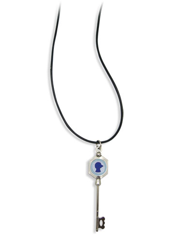 Fairy Tail Nikora Key Necklace, an officially licensed product in our Fairy Tail Jewelry department.