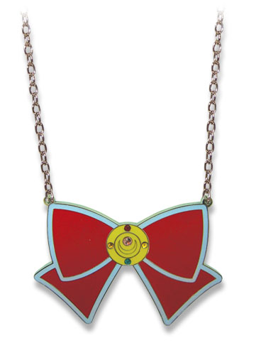 Sailormoon Sailor Moon Ribbon Necklace, an officially licensed product in our Sailor Moon Jewelry department.