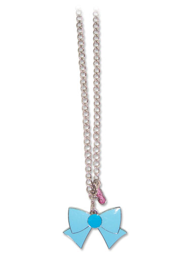 Sailormoon Sailor Mercury Ribbon Necklace, an officially licensed product in our Sailor Moon Jewelry department.