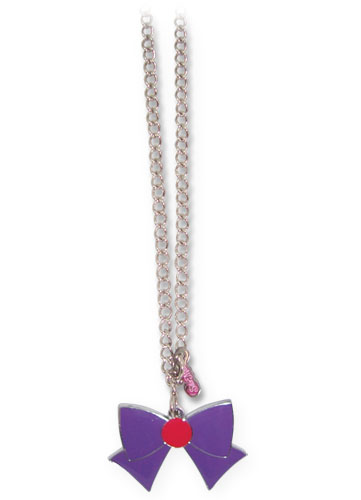 Sailormoon Sailor Mars Ribbon Necklace, an officially licensed product in our Sailor Moon Jewelry department.