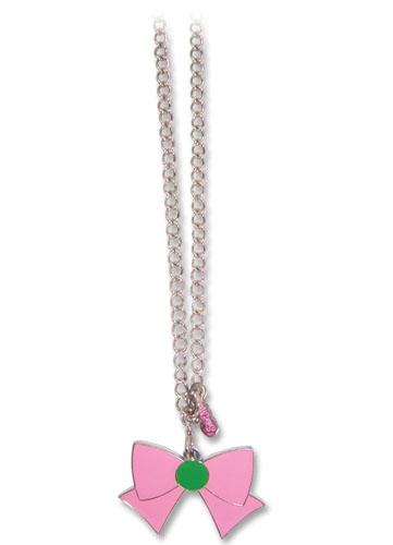 Sailormoon Sailor Jupiter Ribbon Necklace, an officially licensed product in our Sailor Moon Jewelry department.