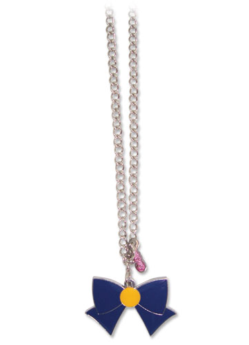 Sailormoon Sailor Venus Ribbon Necklace, an officially licensed product in our Sailor Moon Jewelry department.