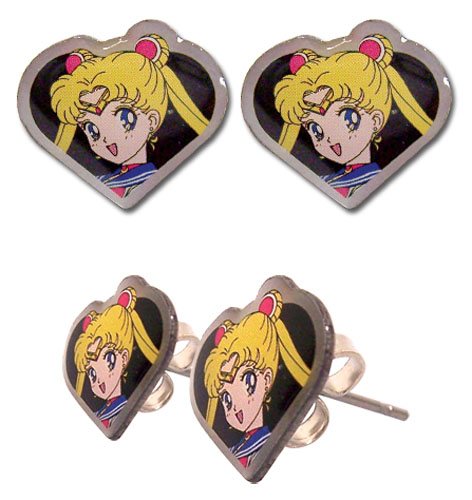 Sailormoon Sailor Moon Stud Earrings, an officially licensed product in our Sailor Moon Jewelry department.