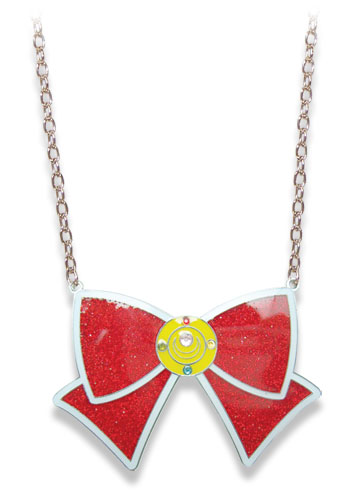 Sailormoon Sailor Moon Glitter Ribbon Necklace, an officially licensed product in our Sailor Moon Jewelry department.