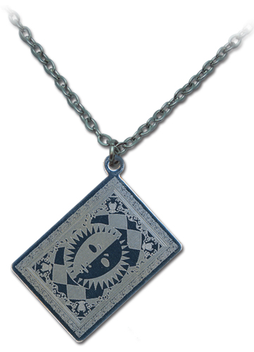 Persona 4 Card Necklace, an officially licensed product in our Persona Jewelry department.