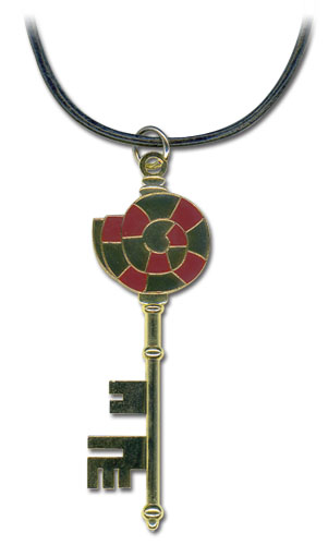 Blue Exorcist Shiro's Vault Key Necklace, an officially licensed Blue Exorcist Jewelry