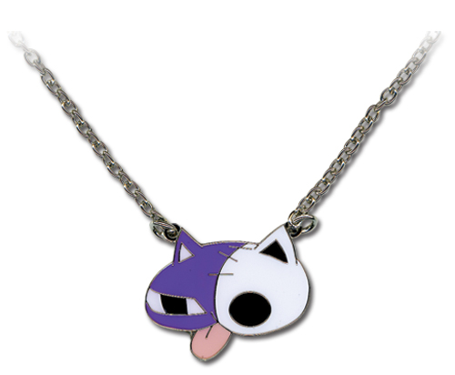 Panty & Stocking Hollow Kitty Necklace, an officially licensed product in our Panty & Stocking Jewelry department.