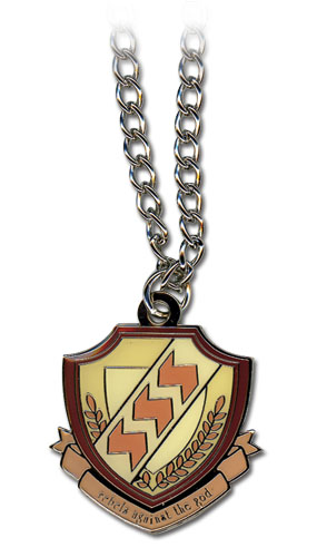 Angel Beats Shinda Sekai Sensen Emblem Necklace, an officially licensed product in our Angel Beats Jewelry department.