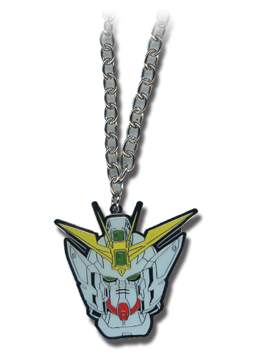 Gundam Wing Wing 0 Necklace, an officially licensed product in our Gundam Wing Jewelry department.