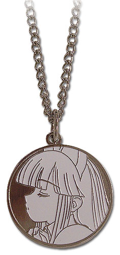 Moon Phase Hazuki Medallion Necklace, an officially licensed product in our Moon Phase Jewelry department.