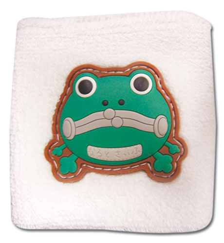 Naruto Frog Pvc Wristband, an officially licensed product in our Naruto Wristbands department.
